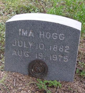 Ima_hogg_tombstone